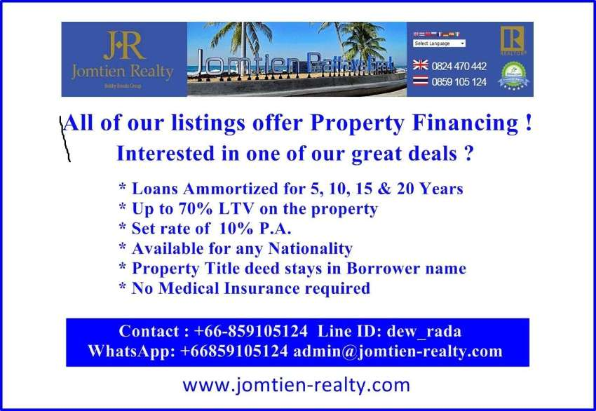 Private Finance for your Condominium  or House Purchase