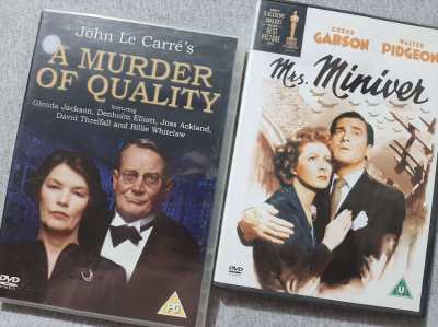 A Murder of Quality / Mrs Miniver