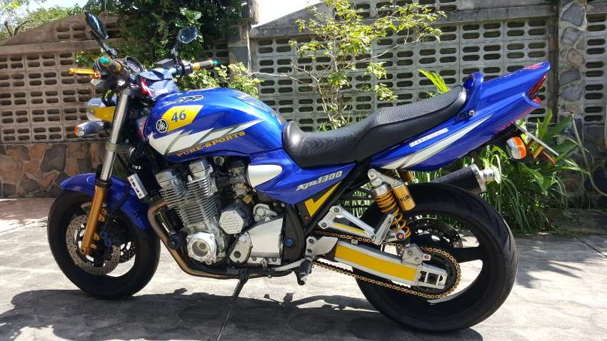 Top Condition XJR-1300 For You