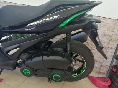 Yamaha Aerox for rent