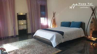 #3165  Beautifully designed and presented pool villa.  Village centre
