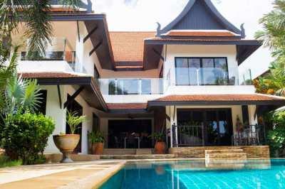 4 Bedroom pool villa for sale