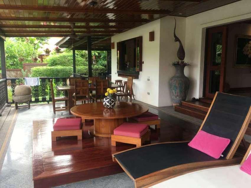 A 4 Bedroom villa for sale in Nai Haen
