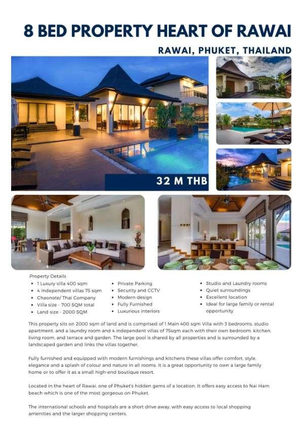 A Large 5 bedroom villa for sale