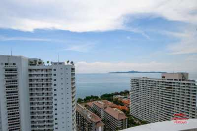 Sea View, High Floor, Foreign @ Jomtien Complex