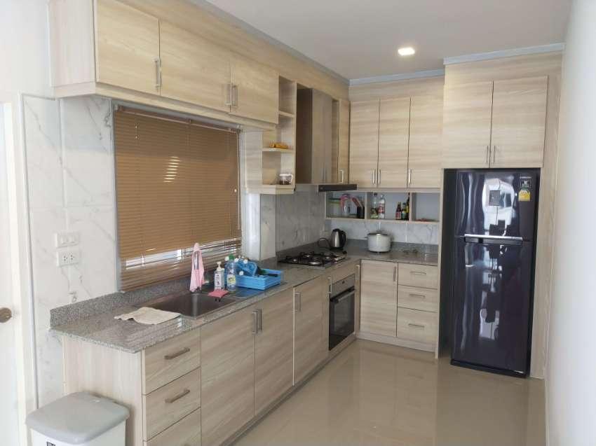 New house for rent East Pattaya near Motorway 7, MIS International.