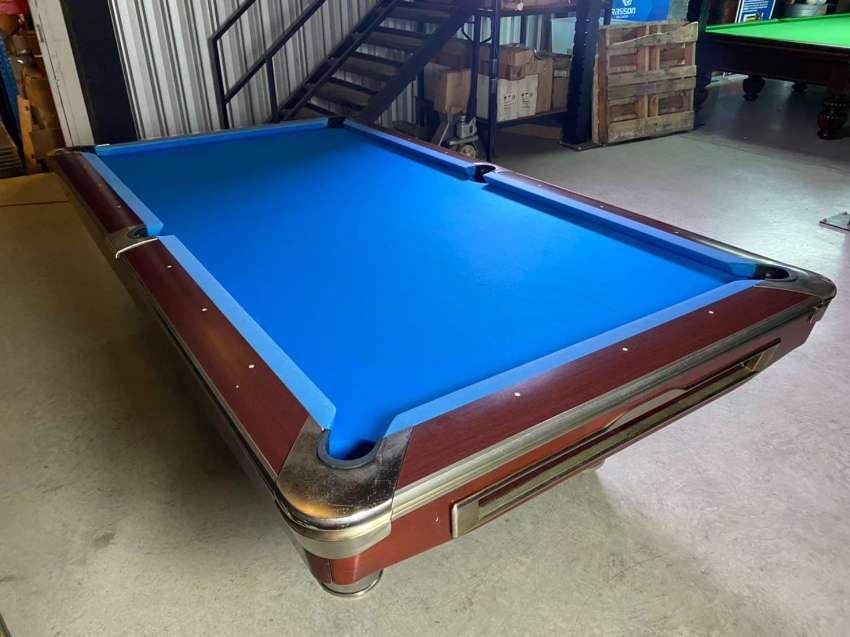 2nd Pool Table Gold Crown Style