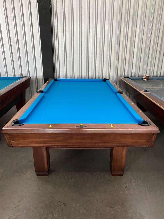 2nd Hand Original Brunswick Pool Table