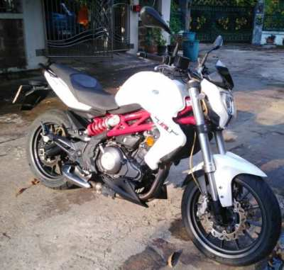 Benelli 300TNT one owner from new.