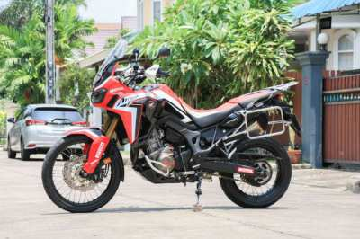 [ For Sale ] Honda Africa Twin 2017 best condition