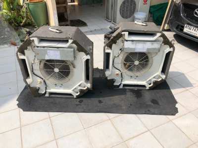 Trane x 2 Air conditioning for office 25% of Cost