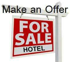 Hotel/Guesthouse/Apartment leasehold fire sale 17 rooms,bar,kitchen