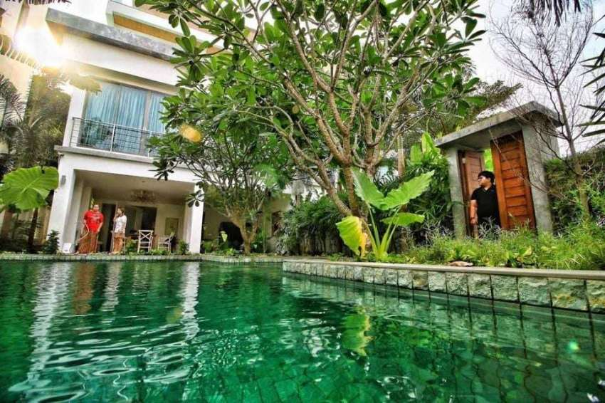 Four Bed Seaview Villa for Sale In Rawai