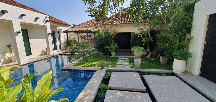 A 3 Bed Pool  Villa for Sale