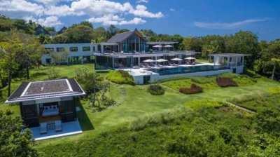 7 Bedroom Beach Front Villa for Sale