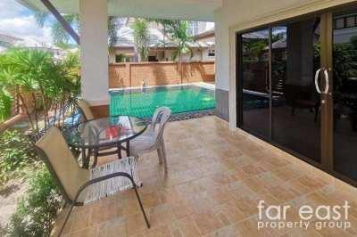 Baan Dusit Pattaya Park Pool Villa