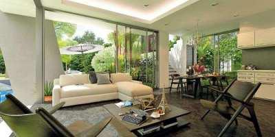 Twin Villa for sale in Rawai