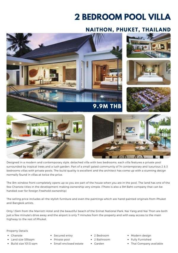 Detached villa for sale