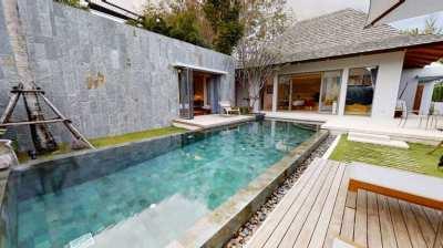 A 2 Bedroom villa for sale or long term rent