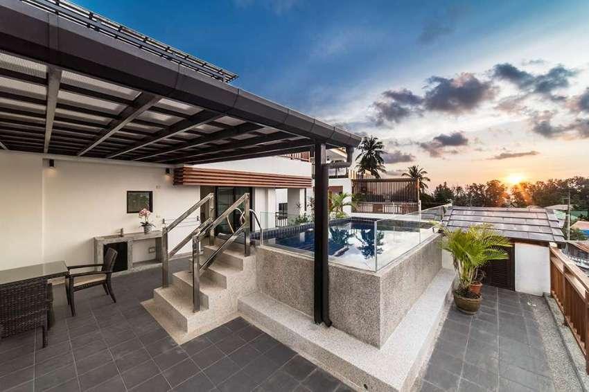 A 2 bedroom sea view villa for sale