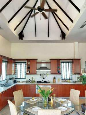 A 4 bed pool villa for sale