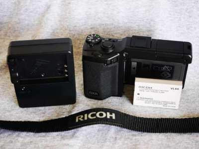 Ricoh GXR Black Body Unit Modular Digital Camera