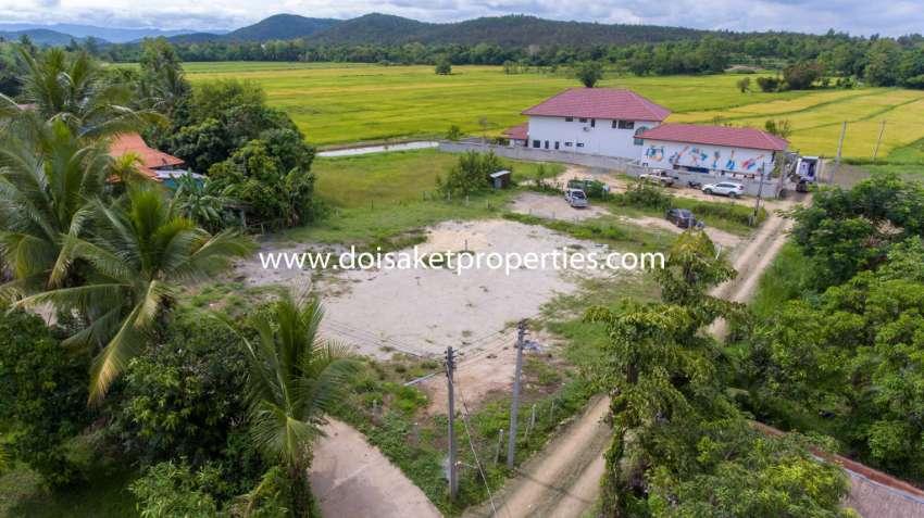 (LS333-00) Nice Ready-to-Build Plot of for Sale in Doi Saket