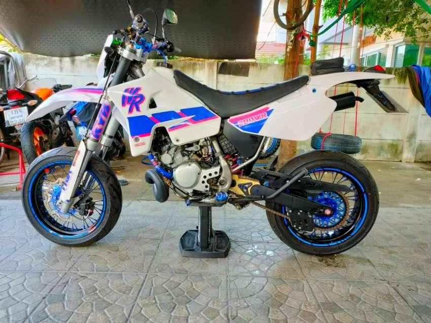 Yamaha wr200
