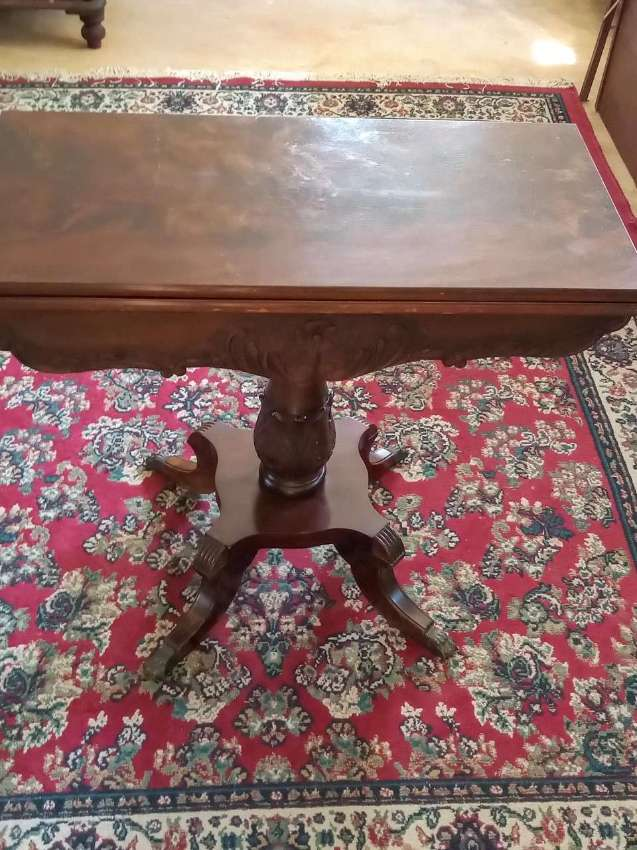 ANTIQUE FURNITURE FROM PRIVATE COLLECTION