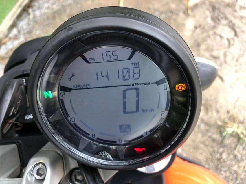 Ducati Scrambler 400cc (July 2018) 14 800 km