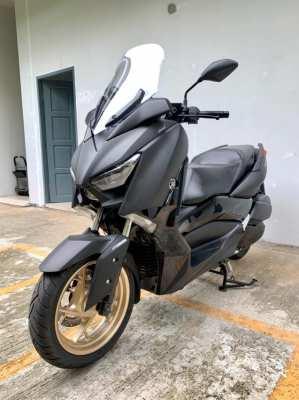 Yamaha Xmax 450 km