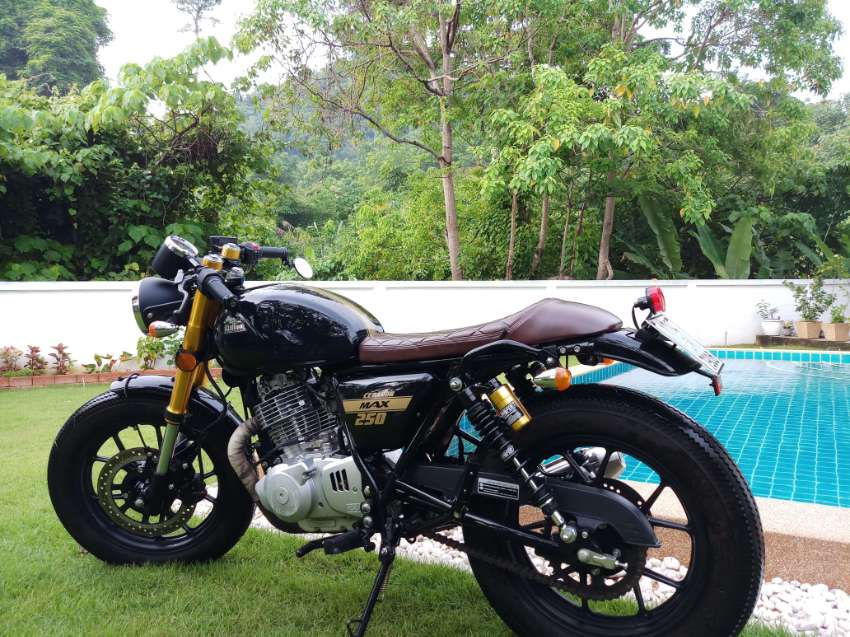 Stallion Centaur 250 Max for Sale