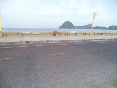 land for sale in Prachuap khiri khan town  near beach