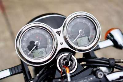 [ For Sale ] Triumph Bonneville T100 2019 Only 4,0xx km...!!!