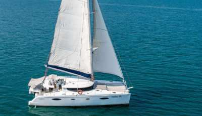 2008 – Fountaine Pajot  Salina 48 – Sailing Catamaran