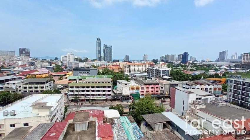 PKCP Condominium - 63 sqm. Corner Studio Rental