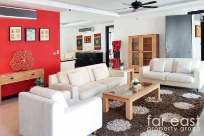 Whispering Palms Pool Villa For Sale With Tenant