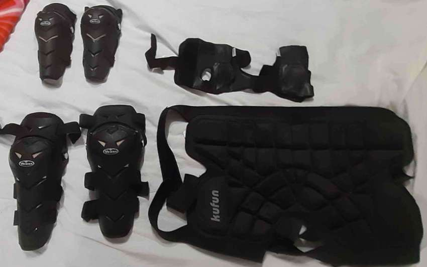 Oxelo inline skates with fall protection - New!