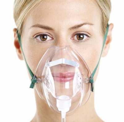 หน้ากากออกซิเจน ของใหม่