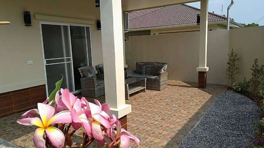 Lovely villa in walking distance to khao kalok beach for sale or rent