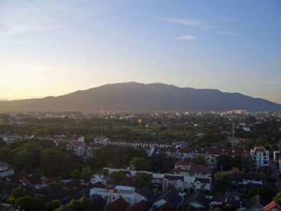 Amazing Views And Sunset Over Doi Suthep Condo For Sale