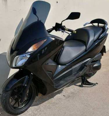 Honda Forza 300 Rent start 3.400 ฿ month (6 m. contr) - montly 4.000 ฿