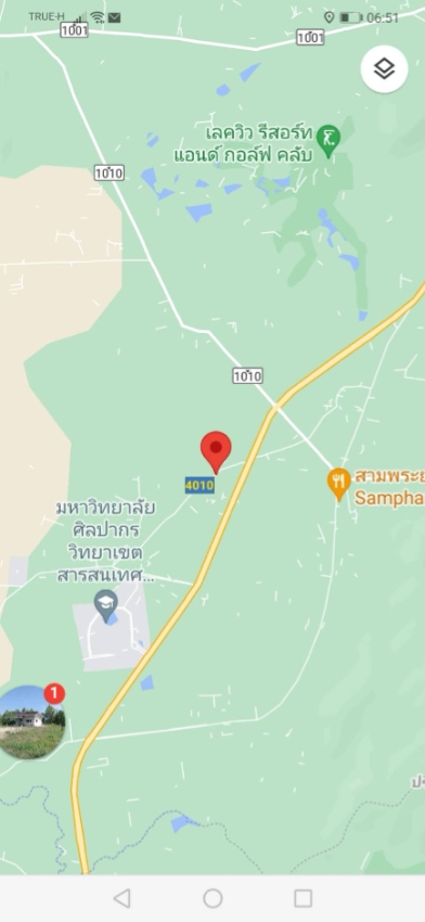 Single house Sam Phraya Cha am near Webster University