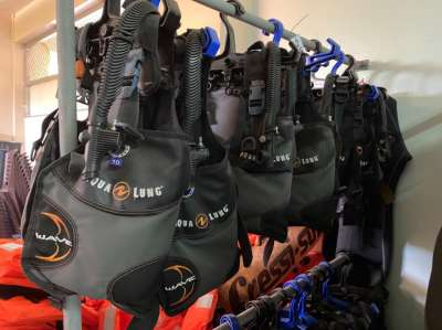 Aqualung Wave BCD for sale