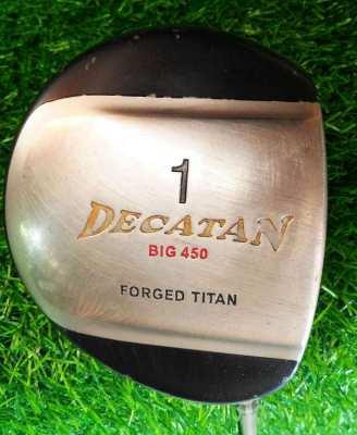 AMC Decatan forged titan driver