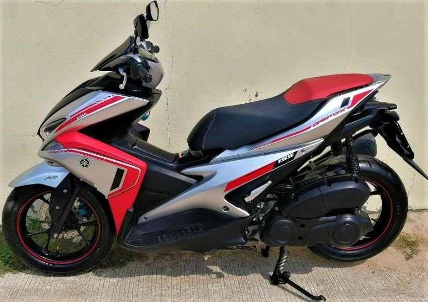 04/2020 Yamaha Aerox TOP 155 49.900 ฿ Easy finance by shop