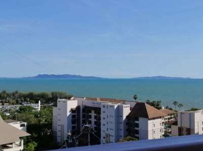 Top Floor Spacious Studio With Sea And Island Views For Rent