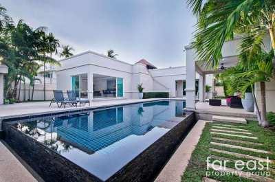The Vineyard - Stunning Pool Villa For Rent
