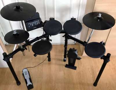 Yamaha DTX450 Electronic Drum Set