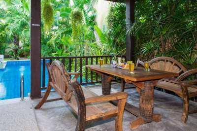 Exchange Jomtien beach villa for Na jomtien condo